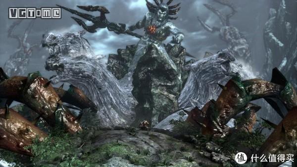 《战神3》中与波塞冬的战斗堪称最强游戏开场