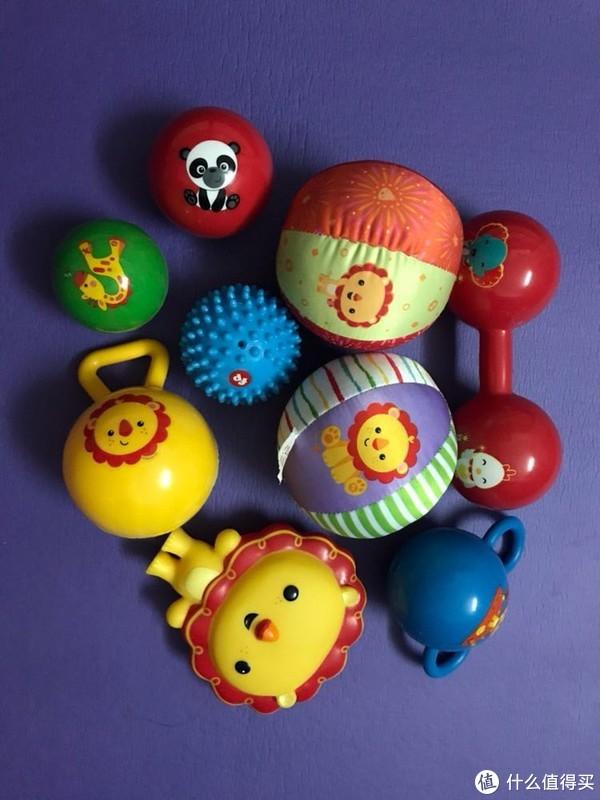 #全民分享季#小月龄宝宝的必备玩具