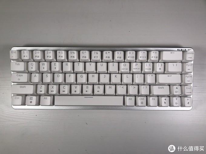 移动办公好帮手——AJAZZ黑爵Zn锌蓝牙双模机械键盘使用体验