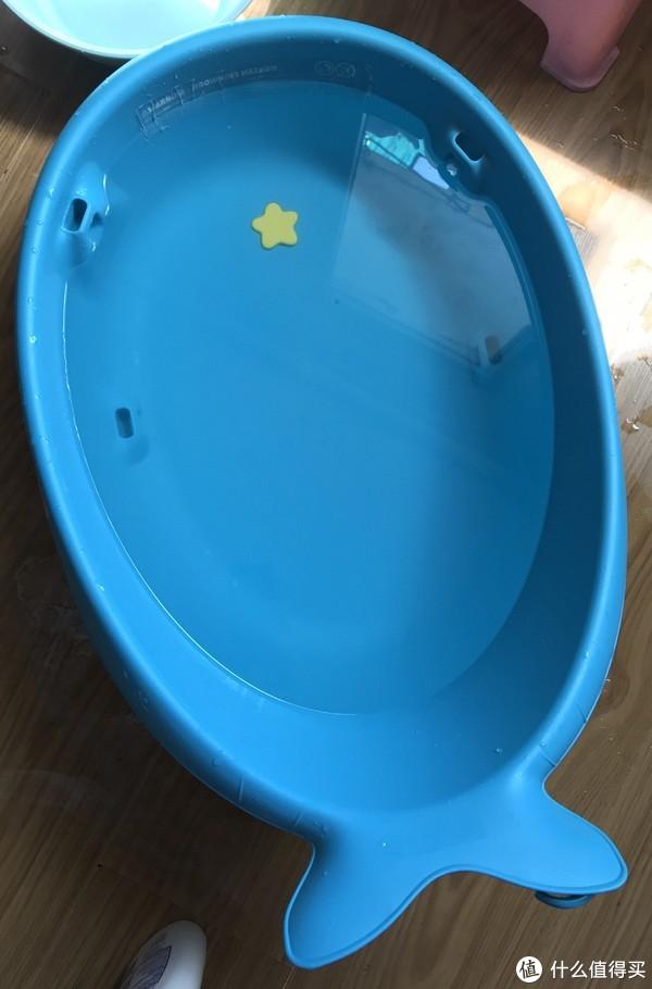 #全民分享季#原创新人#Skip Hop婴儿浴盆使用体验