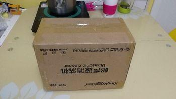 康道 VGT-900 超声波清洗机开箱展示(尺寸|附件|原理)
