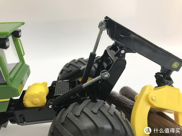 我的首批SIKU 仕高 合金车模 1:32 4062 约翰迪尔集材机#全民分享季#剁主计划-北京#