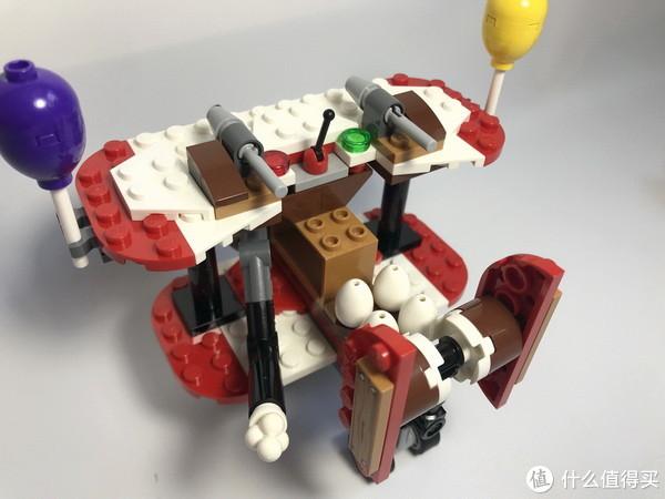 #全民分享季#剁主计划-北京#LEGO 乐高 愤怒的小鸟系列 75822 小猪空袭 晒单