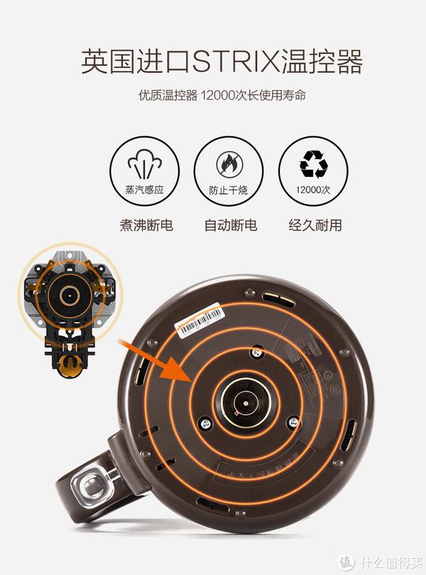 进口优质温控器