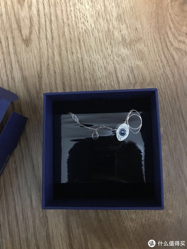 #剁主计划-哈尔滨#打开你的心锁住你的爱,施华洛世奇(5272240,5172560)两款项链开箱