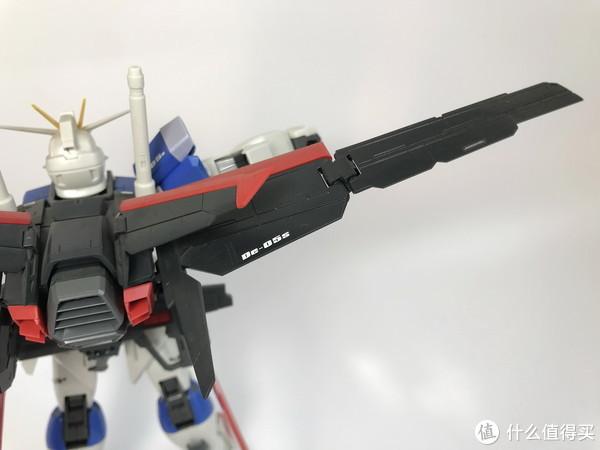 #全民分享季#万代 BANDAI 高达 MG M109 ZGMF-X56Sα Force Impulse