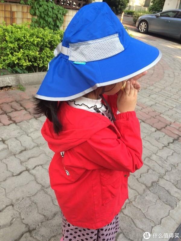 #全民分享季#儿童防晒帽