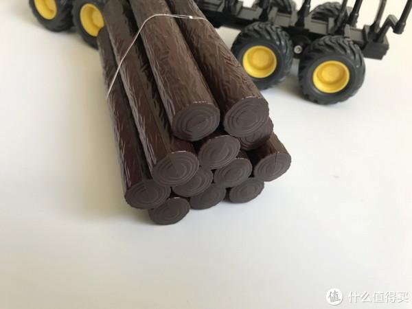 #全民分享季#SIKU 仕高 1:32 约翰迪尔木材集运机