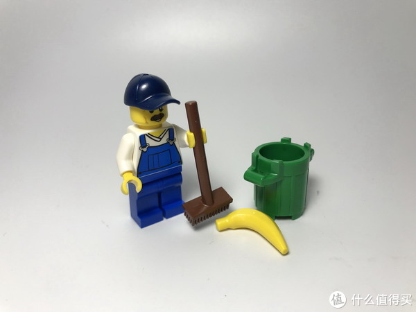 #全民分享季#LEGO 乐高 城市系列 60153 小人套装-海滩乐趣