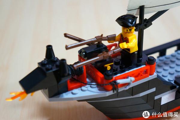 贫民窟少年的奇幻漂流 篇十二:#剁主计划-郑州#全民分享季#Enlighten 启蒙 海盗系列:芭芭拉号 开箱