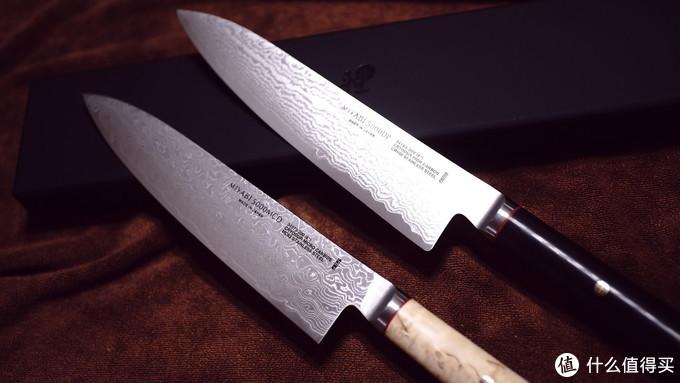 """自东洋的双立人—Miyabi 雅 """"the beauty  of sharpness"""" 5000MCD 厨刀 开箱"""