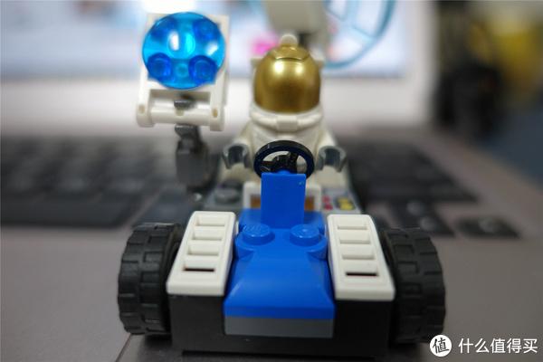 #剁主计划-成都#全民分享季#小包也有意思:LEGO 乐高 30315 宇航车拼砌包