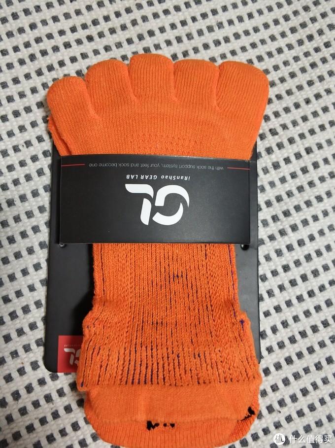 用心的设计-燃烧实验室3D压力五指袜2.0试穿感受