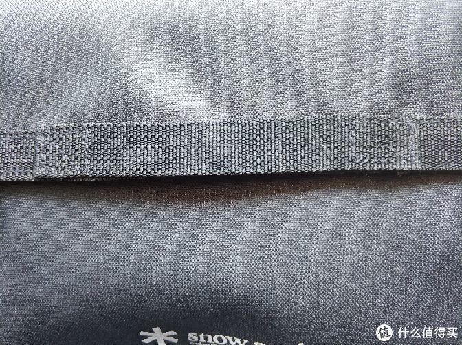 没有一根拉链的机能潮流—Snow peak 雪峰 sacoche bagTPU 单肩包