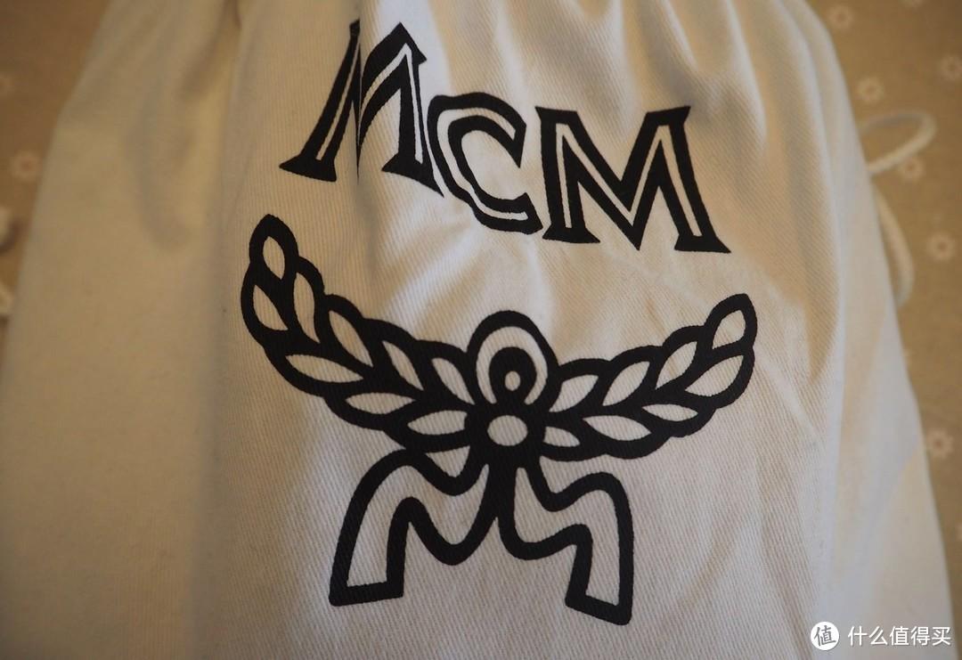 #全民分享季#MCM 女士棕色迷你双肩背包 MMK6SVE92CO001 晒单