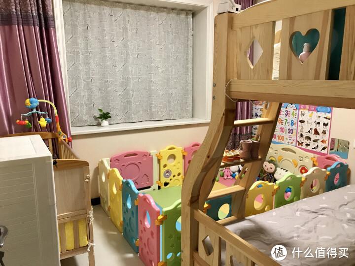 舒适的卧室—Midea 美的 led吸顶灯 开箱