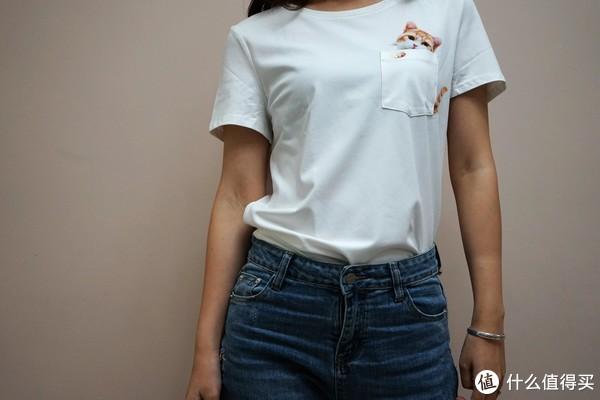 #全民分享季#T恤也漂亮,UT & VeroModa T恤 开箱
