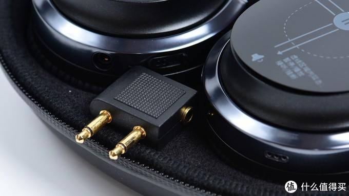 闹中取静 代你聆听 :EDIFIER 漫步者 W860NB 主动降噪立体声蓝牙耳机 客观评测