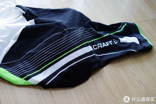#全民分享季#Craft 瑞典 背带骑行五分短裤简评