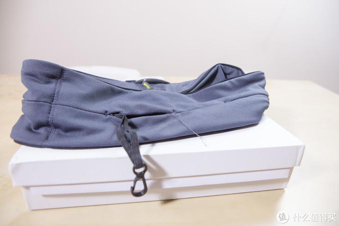 不仅能装,舒适度还高的运动腰包——【FlipBelt腰包+水壶套装】众测体验