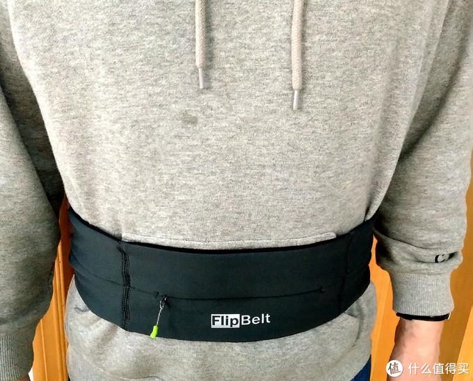 高端运动装备新选择,Flipbelt运动腰包,开箱详测