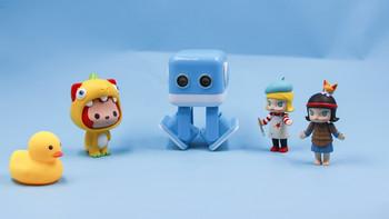 方小方机器人购买理由(功能|颜色)