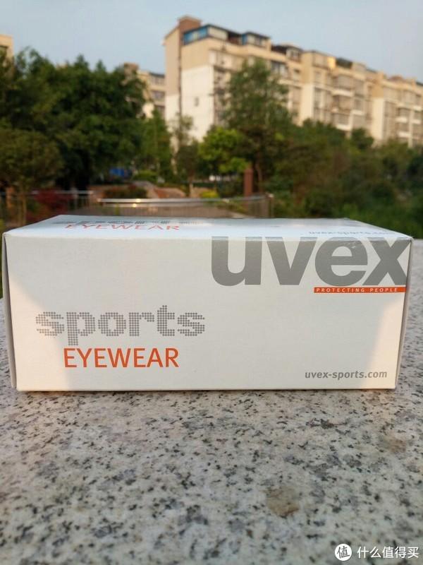 夏季运动第二双眼—Uvex 优唯斯 sgl 203 运动眼镜 晒物