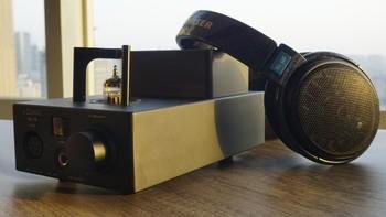 乂度 TA-10 电子管 解码耳放一体机使用感受(音质|发热|做工|手感)