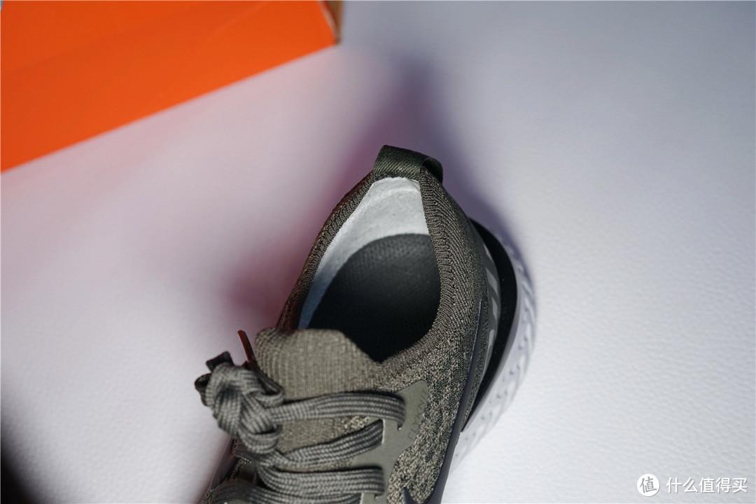 静若次子动如脱兔:Nike 耐克 Epic React Flyknit 男子跑步鞋 上手体验