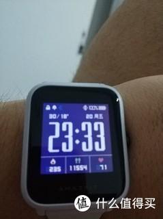 米动手表第一块小米手表