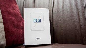 海贝 R3 无损音乐播放器外观展示(屏幕|接口|按键)