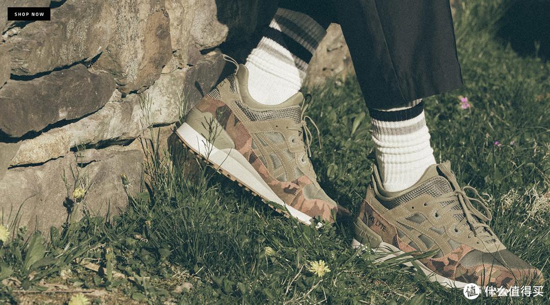 #全民分享季#ASICS 亚瑟士 Tiger Gel Lyte MT HL6G0-1111休闲运动鞋 晒单