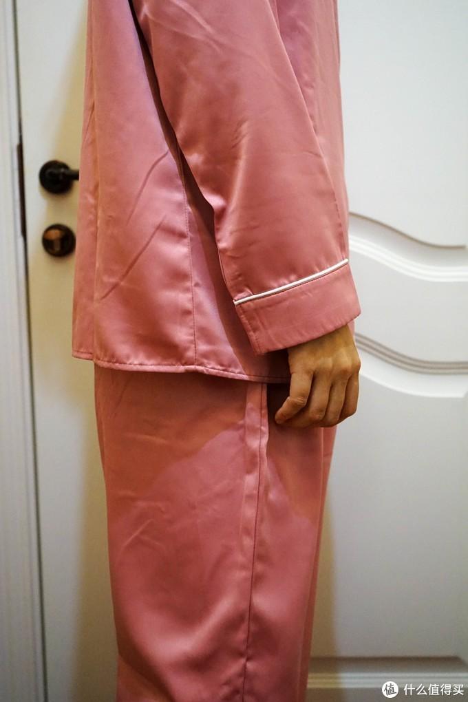 #全民分享季#飞机场的骄傲:GU HelloKitty 可爱睡衣