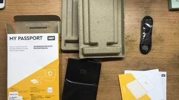 西部数据 My Passport Ultra 升级版 1TB 移动硬盘购买过程(系统|驱动|数据|盘体)