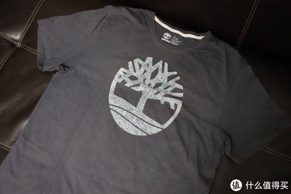 #全民分享季#无T恤不夏天—浅谈我的灰黑色T恤