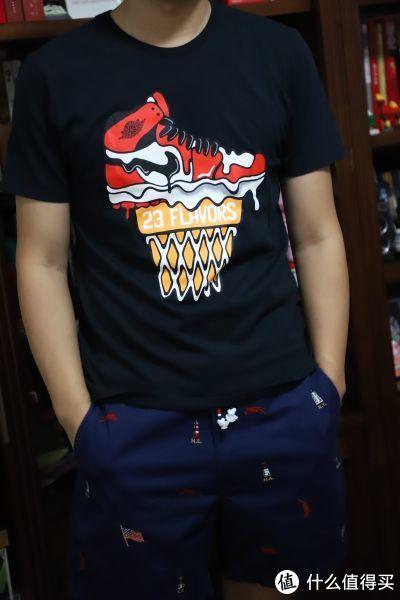 #全民分享季#Air Jordan & Nike 耐克 灰黑T恤小小谈