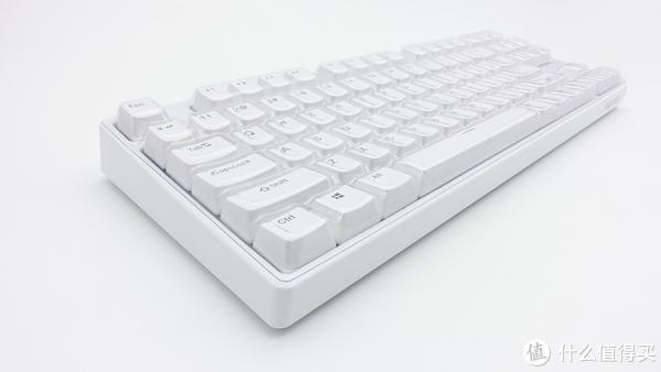 迦斯奥特曼的机械键盘—GANSS 高斯 迦斯 GS87D蓝牙双模机械键盘体验
