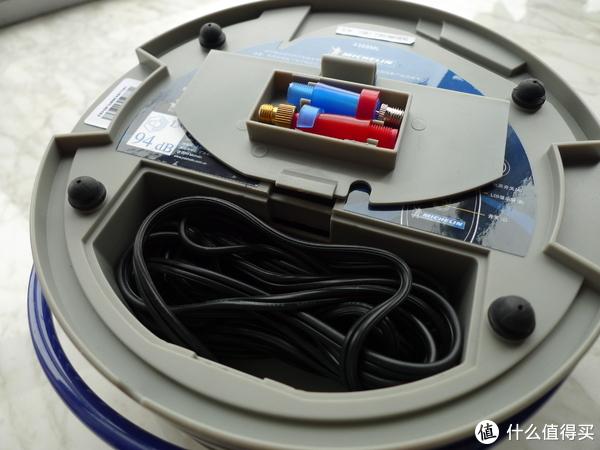 小体积大气力—Michelin 米其林 4388ML 车载充气泵开箱简测