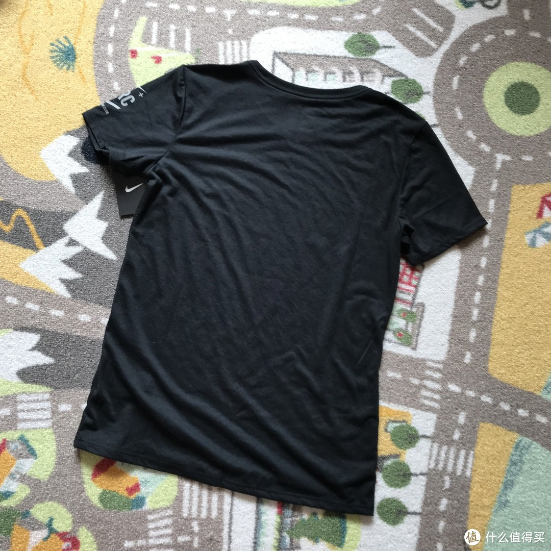#全民分享季#Nike 耐克 Run Club (Shanghai)速干T恤