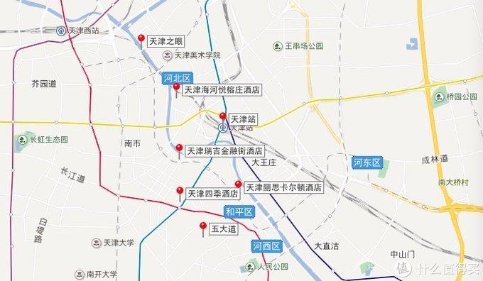 羊毛旅行2:用招行信用卡酒店权益去天津