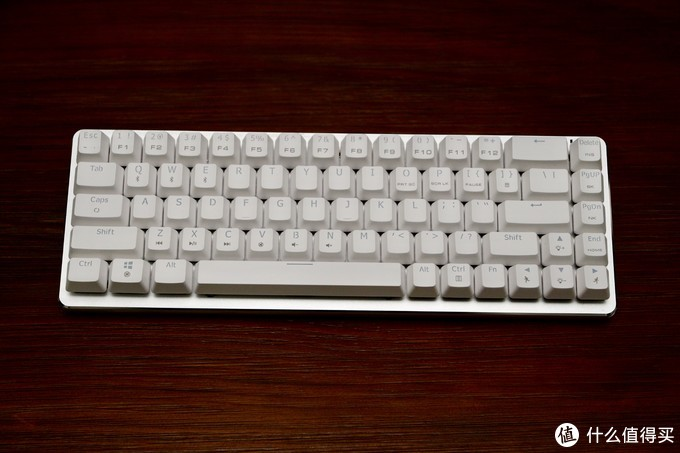 金属控福音——AJAZZ 黑爵 Zn 锌蓝牙双模机械键盘评测报告