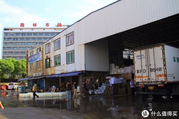 #全民分享季#宁波城区买水产到哪里??路林市场走一圈