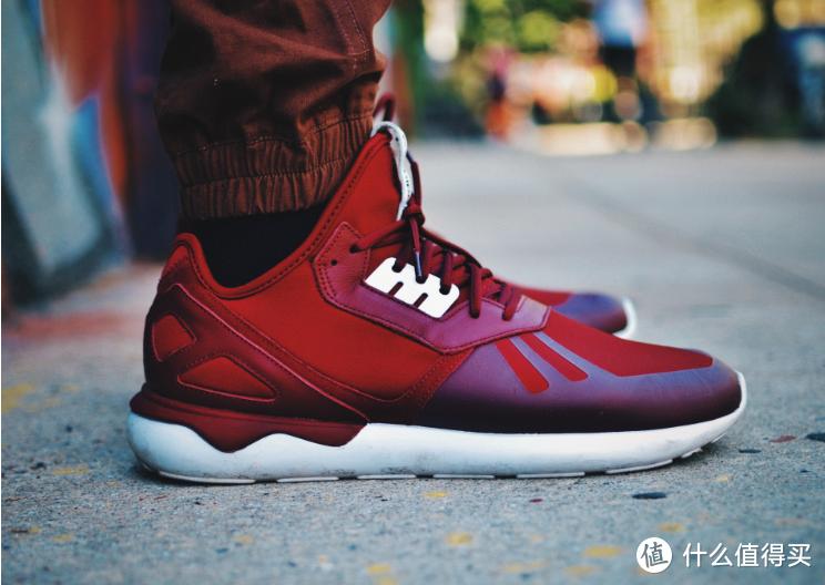 #全民分享季#马蹄铁鞋底是真没法跑步:adidas 阿迪达斯 Originals Tubular Runner 男鞋