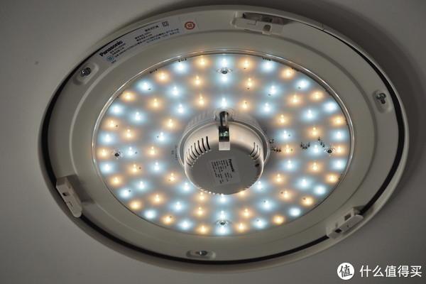 全屋自己更换松下LED灯  满天繁星28W+14W+5W