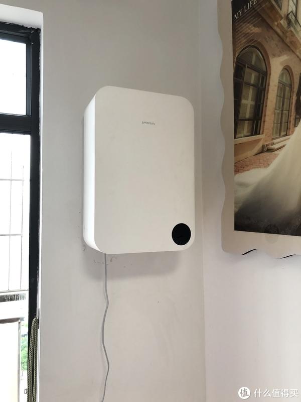 Smartmi 智米 壁挂式 新风机—小米生态又一力作