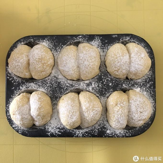 #全民分享季#可爱造型的糯米小餐包