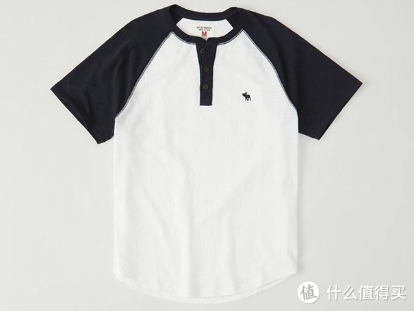 介于T恤和POLO衫之间 男士短袖亨利衫推荐榜