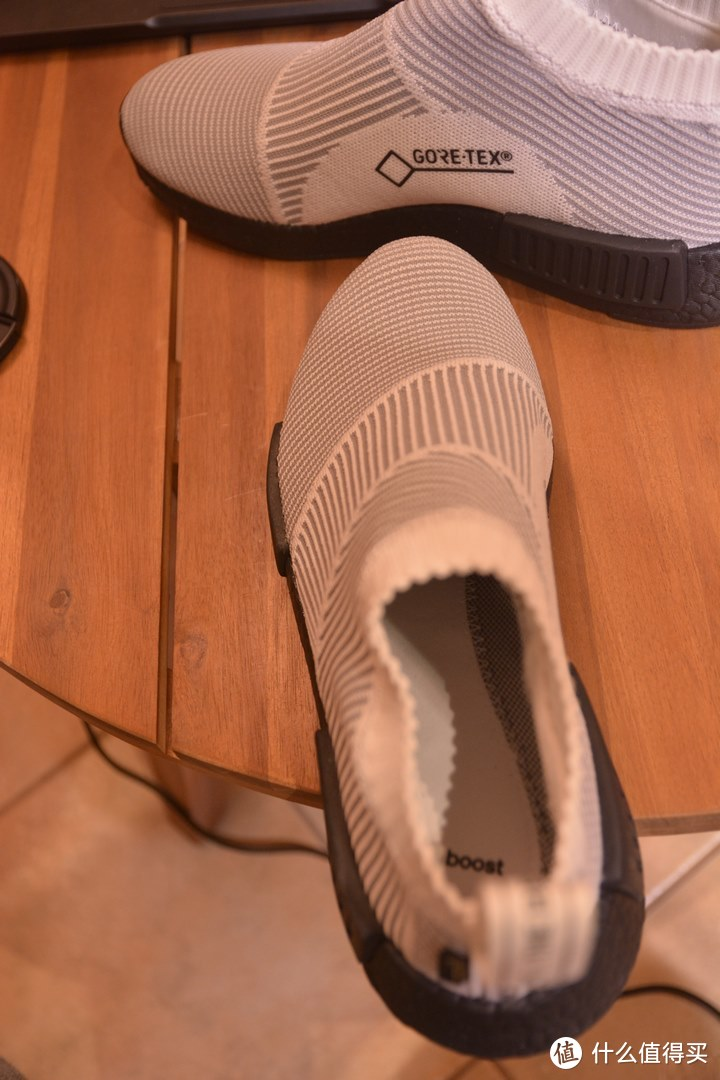 Adidas 阿迪达斯 NMD CS1 PK GTX 运动休闲鞋:一双长的怪丑的NMD