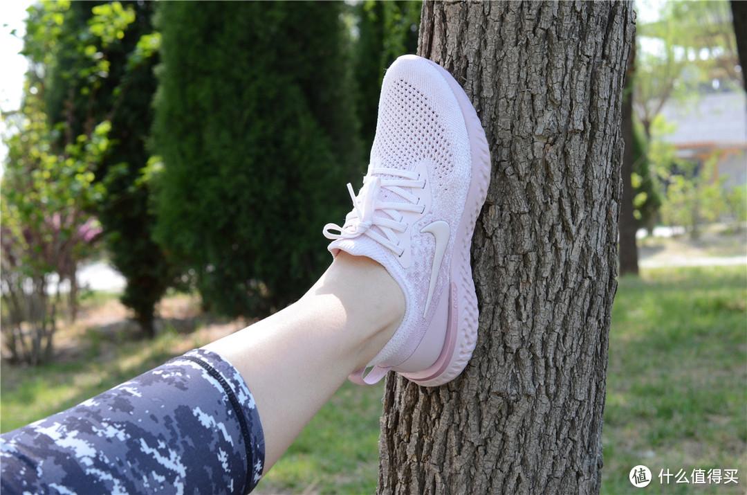 十年如新的鞋子了解一下—Nike 耐克 Epic React Flyknit 女子跑鞋 开箱