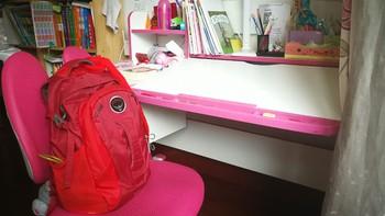 OSPREY F16 弹簧 Pogo 儿童双肩背包 24L外观展示(容量|尺寸|袋子|背板)